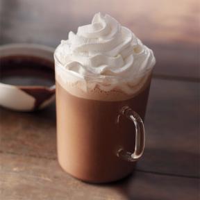 Caffè Mocha - Starbucks Coffee Australia
