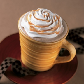 Caramel Mocha - Starbucks Coffee Australia