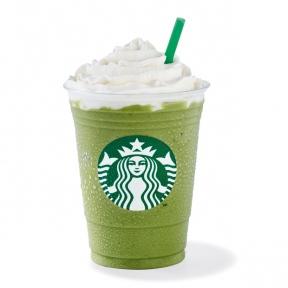 Green Tea Frappuccino® - Starbucks Coffee Australia