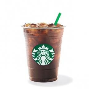Iced Americano - Starbucks Coffee Australia