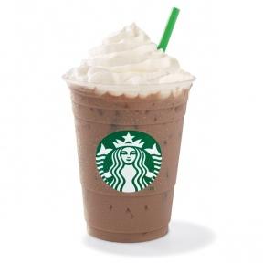 Iced Cafe Mocha - Starbucks Coffee Australia