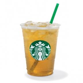 Iced Shaken Lemon Tea - Starbucks Coffee Australia