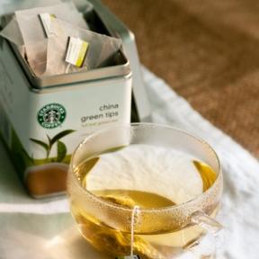 China Green Tips Tea - Starbucks Coffee Australia