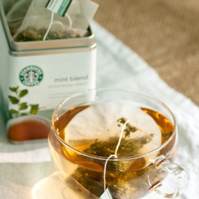 Mint Blend Herbal Infusion - Starbucks Coffee Australia