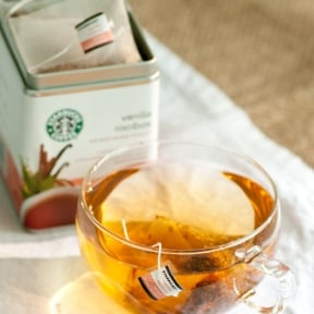 Vanilla Rooibos Herbal Infusion - Starbucks Coffee Australia