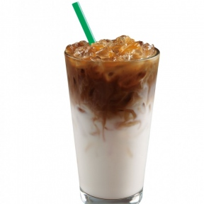 Iced Caramel Macchiato - Starbucks Coffee Australia