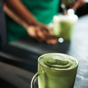 Green Tea Latte - Starbucks Coffee Australia