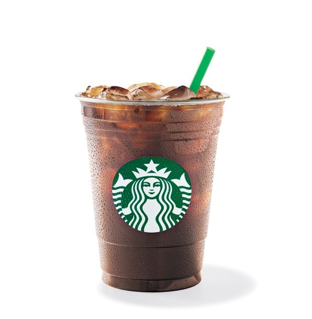 Iced Americano (Serving Suggestion)