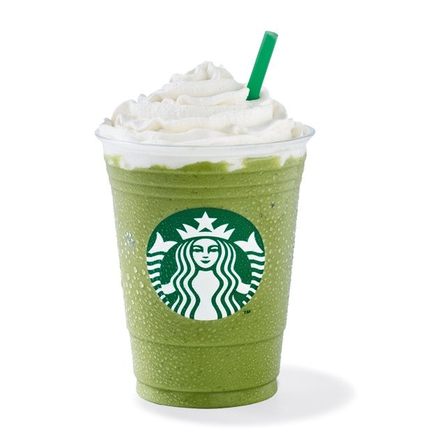 Image result for green tea frap