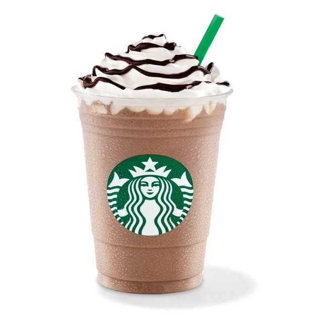 Java Chip Frappuccino® (Serving Suggestion)
